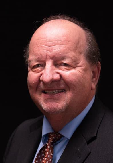 Headshot of Stan Welch, Secretary/Missions